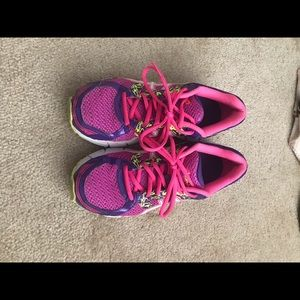 ASICS women's running shoes- good condition